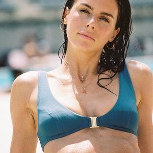 Sommer Swim Bikini Hosk Bottom M & Crawford top L